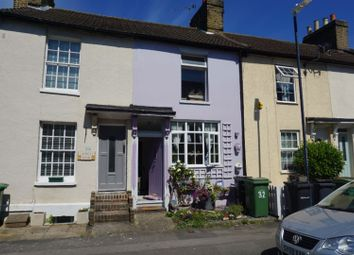 Thumbnail 3 bed terraced house for sale in Fisher Street, Maidstone
