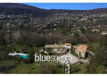 Thumbnail 5 bed property for sale in 06740, Châteauneuf-Grasse, Fr