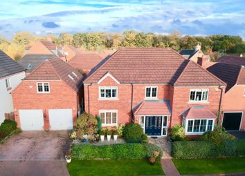 Thumbnail 6 bed property for sale in Executive Family Residence, Bronze View, Coventry