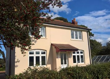 Thumbnail 3 bed detached house for sale in Lower Marsh, Dunster, Minehead