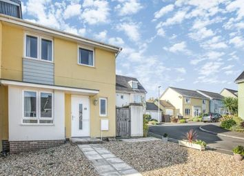 Thumbnail 3 bed end terrace house for sale in Dawlish, Devon, .