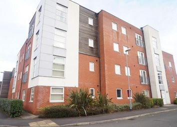 Thumbnail 2 bed flat for sale in Georgia Avenue, Disdbury, Manchester, Greater Manchester