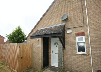Thumbnail 1 bed semi-detached house to rent in Blencowe Drive, Brackley