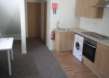 Thumbnail Studio to rent in West Luton Place, Adamsdown Cardiff