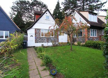 Thumbnail 2 bed detached house for sale in Church Crescent, Sawbridgeworth, Hertfordshire