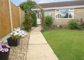 Thumbnail 2 bed bungalow for sale in Claremont Road, Gainsborough