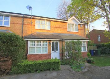 Thumbnail 2 bed terraced house for sale in Kiln Croft Close, Marlow, Buckinghamshire