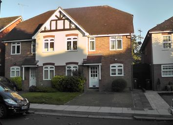 Thumbnail 4 bed semi-detached house for sale in Spring Place, Windermere Avenue, Finchley
