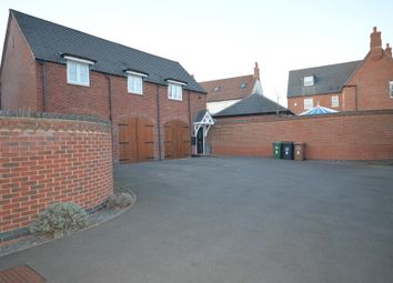 Thumbnail 2 bed maisonette to rent in Ruskin Field, Anstey, Leicester