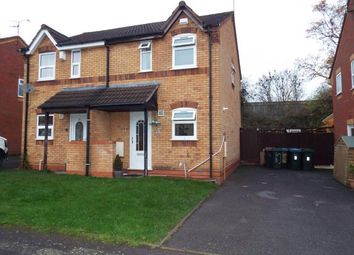 Thumbnail 2 bed semi-detached house for sale in Orpington Drive, Coventry, West Midlands