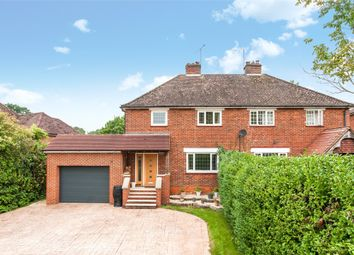 Thumbnail 3 bed semi-detached house for sale in Elmers Road, Ockley, Dorking, Surrey