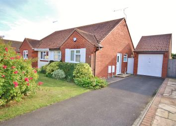 Thumbnail 2 bed semi-detached bungalow for sale in Hopkins Close, Kirby Cross, Frinton-On-Sea