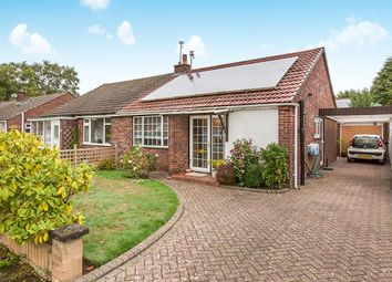 Thumbnail 3 bed bungalow for sale in Lynalls Close, Congleton
