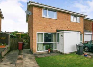 Thumbnail 2 bed semi-detached house to rent in Ennerdale Close, Dronfield Woodhouse