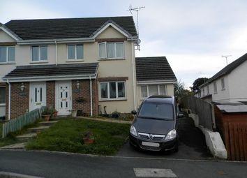 Thumbnail 3 bedroom property for sale in Bryn Deri Close, Adpar, Newcastle Emlyn