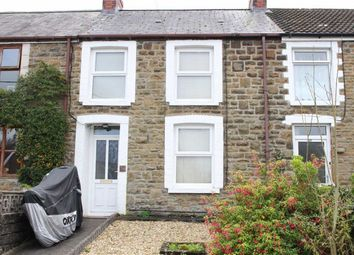 Thumbnail 2 bed terraced house for sale in Station Road, Llanmorlais, Swansea