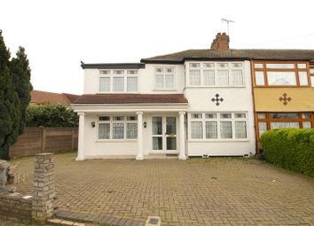Thumbnail 4 bed end terrace house for sale in Scarborough Road, Edmonton