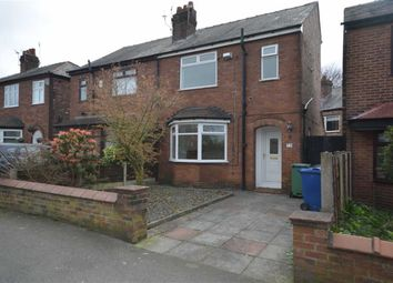Thumbnail 2 bed semi-detached house for sale in Whittaker Lane, Prestwich Manchester