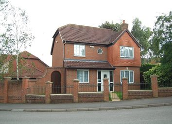 Thumbnail 4 bed detached house to rent in Earlswood Drive, Mickleover, Derby