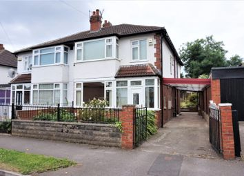 Thumbnail 4 bed semi-detached house for sale in St. Martins Gardens, Leeds