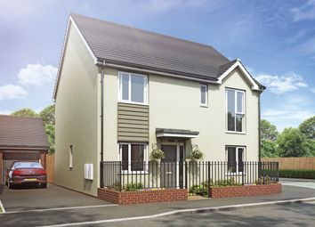 Thumbnail 4 bed detached house for sale in Plot 95 Weogoran Park, Whittington Road, Worcester