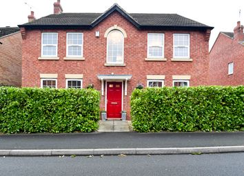 Thumbnail 4 bed detached house for sale in Hill View, Stratford-Upon-Avon