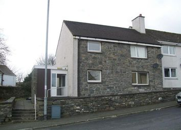 Thumbnail 1 bed flat to rent in North Street, Glenluce, Newton Stewart