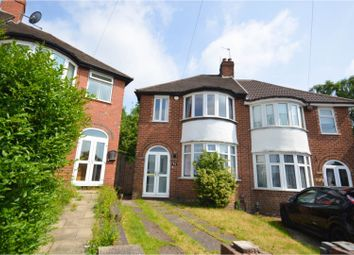 Thumbnail 3 bedroom semi-detached house for sale in Raford Road, Birmingham