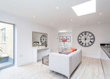 Thumbnail 1 bedroom flat for sale in Selkirk Mews, Whitley Road, Tottenham