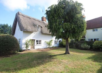 Thumbnail 3 bed detached house to rent in Grange Lane, Little Dunmow, Dunmow