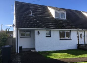 Thumbnail 2 bed semi-detached house for sale in 57B Main Street, Kirkinner