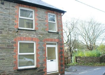 Thumbnail 2 bed end terrace house for sale in Teras Ardwyn, Newcastle Emlyn