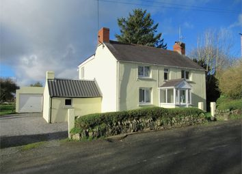 Thumbnail 3 bed detached house for sale in Delfryn, Llysyfran, Clarbeston Road, Pembrokeshire