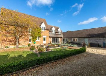 Grove Bridge, Grove, Wantage OX12. 4 bed detached house for sale