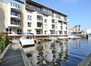 Thumbnail 2 bed flat for sale in Marina Place, Hampton Wick, Kingston Upon Thames