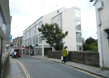 Thumbnail 1 bed flat to rent in New Bridge Street, Truro