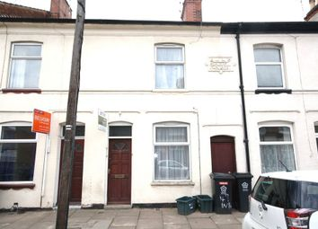 Thumbnail 2 bedroom terraced house to rent in Celt Street, Leicester