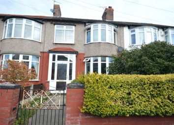 Thumbnail 3 bed terraced house for sale in Halkirk Road, Allerton, Liverpool