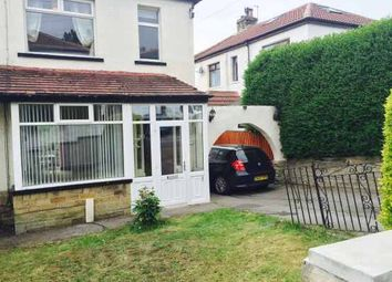 Thumbnail 3 bed semi-detached house for sale in Thornhill Grove, Shipley, West Yorkshire