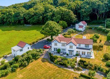 Thumbnail 5 bed detached house for sale in Cosheston, Nr Pembroke, Pembrokeshire