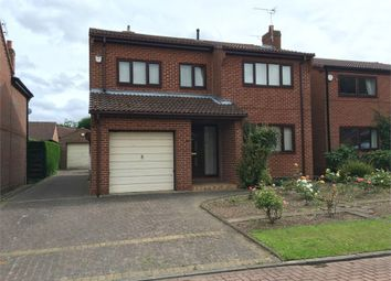 Thumbnail 4 bed detached house to rent in Ryton Close, Blyth, Worksop, Nottinghamshire