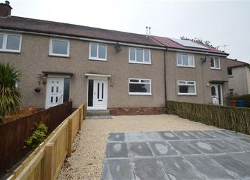 Thumbnail 3 bed terraced house for sale in Antermony Road, Milton Of Campsie, Glasgow