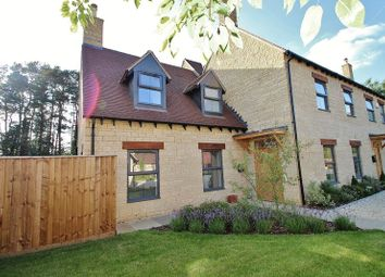 Thumbnail 3 bed semi-detached house for sale in Park Farm Place, Northmoor, Near Standlake