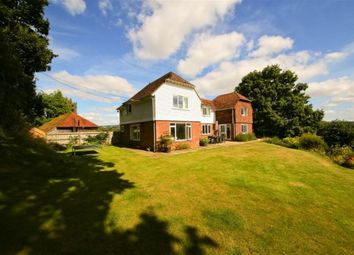 Thumbnail 5 bed detached house to rent in Trycewell Lane, Ightham, Sevenoaks
