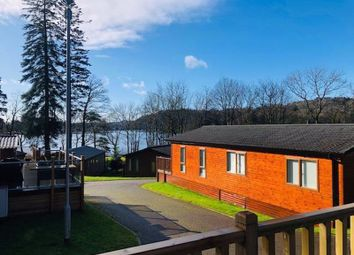 Thumbnail 3 bed mobile/park home for sale in Fallbarrow Holiday Park, Rayrigg Road, Windermere