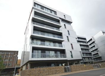 Thumbnail 1 bed flat for sale in Robinson Bank, Geoffrey Watling Way, Norwich