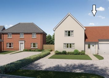 Thumbnail 3 bedroom detached house for sale in Chapel End Way, Stambourne, Halstead