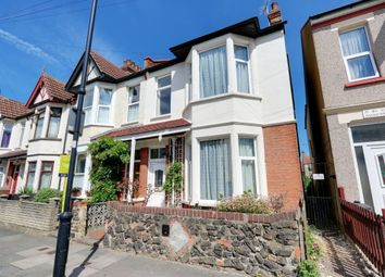Thumbnail 3 bedroom end terrace house for sale in Southview Drive, Westcliff-On-Sea