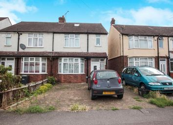 Thumbnail 3 bed semi-detached house for sale in Wordsworth Road, Luton, Bedfordshire, England