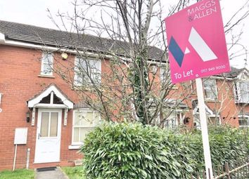 Thumbnail 2 bedroom terraced house to rent in Pursey Drive, Bradley Stoke, Bristol